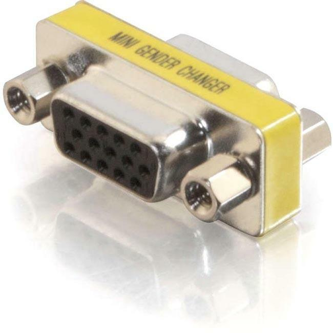 Cables To Go Gender Changer HD15 F/F Mi