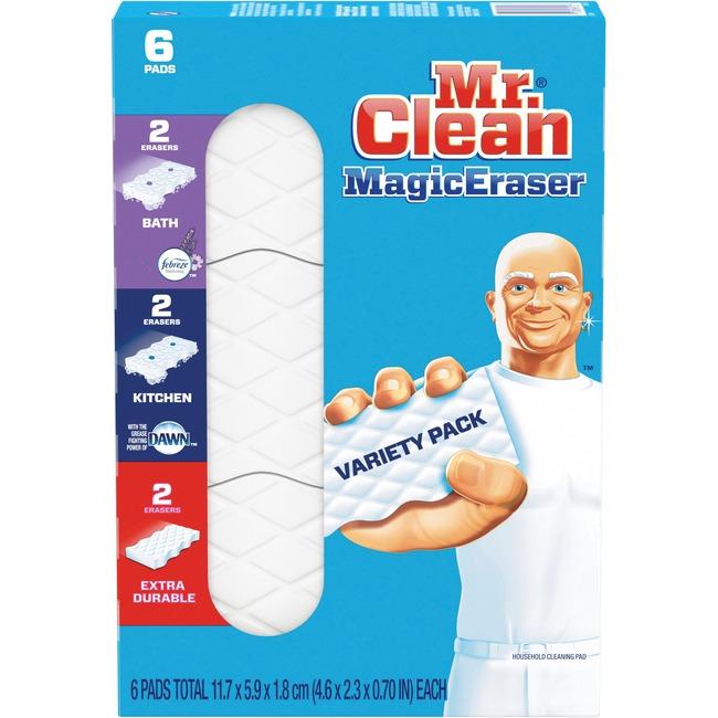 Mr. Clean Magic Eraser Variety 6/Pack