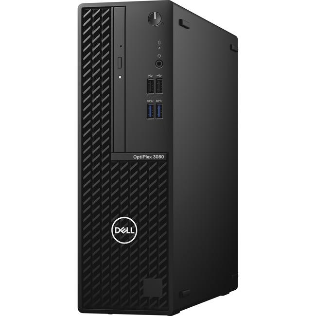 Dell OptiPlex 3080 CORE_I5_10-10505 8GB (1DIMMS) 500GB 7.2K INTEL HD NA RW NOWLS VGA W10 SFF