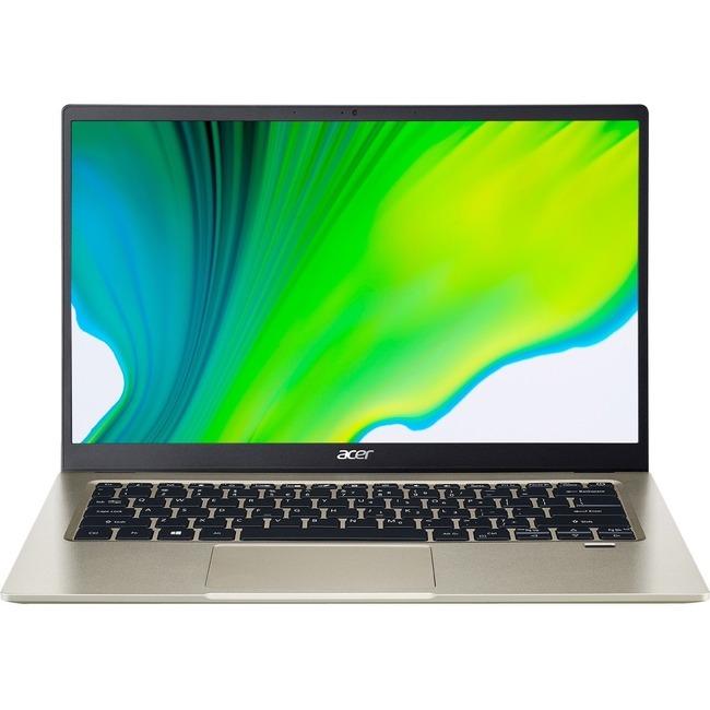 "Acer Swift 1 SF114-34 SF114-34-P7FH 14"" Notebook - Full HD - 1920 x 1080 - Intel Pentium Silver N6000 Quad-core (4 Core)"