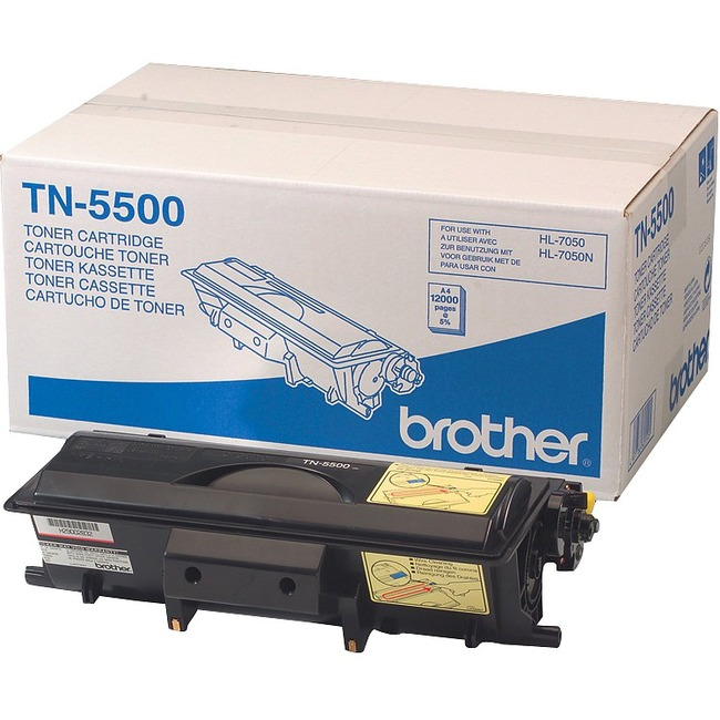 Brother TN5500 Toner Cartridge - Black