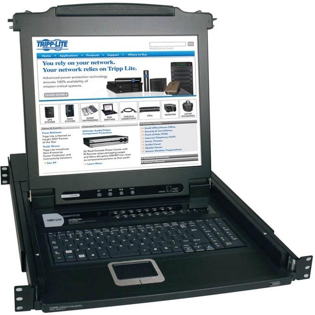 Tripp Lite NetDirector B020-016-17 Rack Mount LCD - Large
