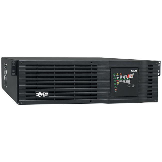 Tripp Lite SmartOnline SU3000RTXR3U Dual Conversion Online UPS - Large