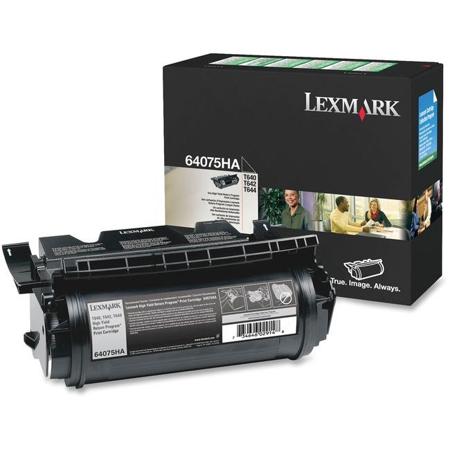 Lexmark Toner Cartridge 64075HA - Large
