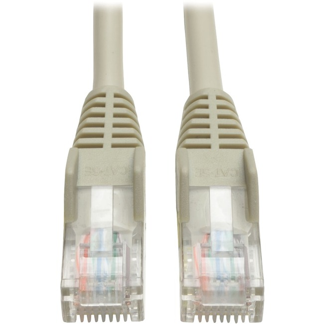 15FT CAT5E CAT5 SNAGLESS CBL RJ45 GRY