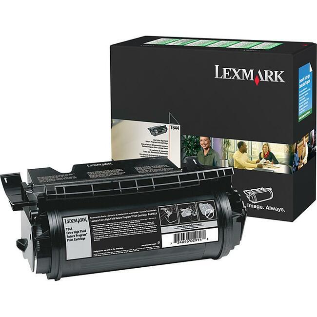 Lexmark Toner Cartridge 64475XA - Large