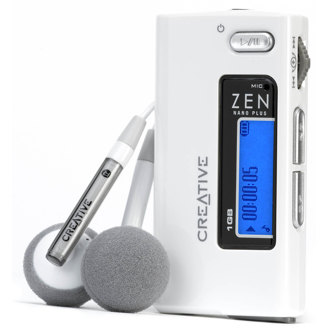 Creative Zen Nano Plus 1GB MP3 Player | Product overview | What Hi-Fi?