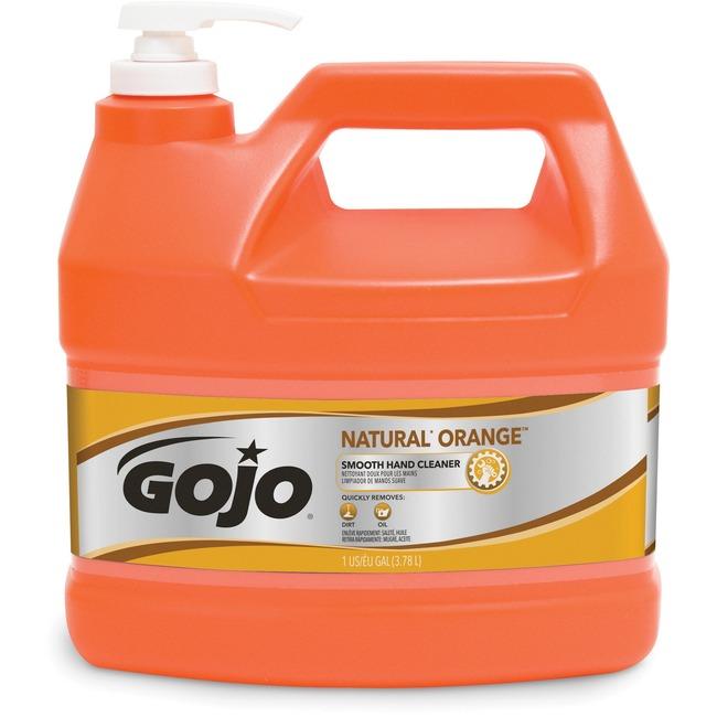 Gojo Natural Orange Smooth Hand Cleaner