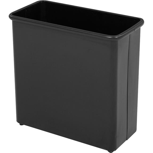 Safco Fire-safe Heavy-duty Rectangular Wastebasket