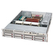 Supermicro SC825S2-R700LPV Chassis - Rack-mountable - Silver