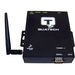 B+B SmartWorx 1 Port RS-232/422/485 Airborne Industrial Wireless Device Server - Twisted Pair - 1 x Network (RJ-45) - 1 x Serial Port - 10/100Base-TX - Fast Ethernet - IEEE 802.11b - Wireless LAN - ISM Band ISM Band - Desktop
