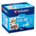 Verbatim 52x CD-R Media - 700MB - 10 Pack