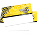 Wasp 50 Add'l Barcode Badges, Seq 251-300 - Bar Code Card - 50 - Pack