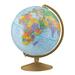 "Replogle Globes Explorer Educational Globe - 13"" (330.20 mm) Width x 16"" (406.40 mm) Height - 12"" (304.80 mm) Diameter"