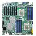 Supermicro X8DTH-iF Server Motherboard - Intel Chipset - Socket B LGA-1366 - 96 GB DDR3 SDRAM Maximum RAM - DDR3-1333/PC3-10600, DDR3-1066/PC3-8500, DDR3-800/PC3-6400 - 12 x Memory Slots - Gigabit Ethernet - 6 x SATA Interfaces