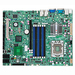 Supermicro X8STi-LN4 Server Motherboard - Intel Chipset - Socket B LGA-1366 - Retail Pack - ATX - 1 x Processor Support - 24 GB DDR3 SDRAM Maximum RAM - 1.33 GHz Memory Speed Supported - 6 x Memory Slots - Floppy Controller, Serial ATA/300 RAID Supported