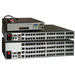 Rose Electronics Xtensys XTS-V4X08D4-LU Cat.5 KVM Switch - 8 x 4, 1 - 8 x RJ-45 Keyboard/Mouse/Video - 1U - Rack-mountable