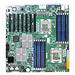 Supermicro X8DTH-6F Server Motherboard - Intel Chipset - Socket B LGA-1366 - 96 GB DDR3 SDRAM Maximum RAM - DDR3-1333/PC3-10600, DDR2-1066/PC2-8500, DDR2-800/PC2-6400 - 12 x Memory Slots - Gigabit Ethernet - 6 x SATA Interfaces