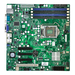 Supermicro X8SIL Server Motherboard - Intel Chipset - Socket 1156 - Retail Pack - Micro ATX - 1 x Processor Support - 16 GB DDR3 SDRAM Maximum RAM - 1.33 GHz Memory Speed Supported - 4 x Memory Slots - Floppy Controller, Serial ATA/300 RAID Supported Cont