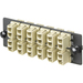 Panduit FAP12WEIDLC Duplex Multimode Fiber Optic Patch Panel - 12 x LC - 12 Port(s) - 12 x RJ-11 - 12 x