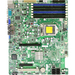 Supermicro X8SIE-LN4 Server Motherboard - Intel Chipset - Socket H LGA-1156 - 1 x Retail Pack - ATX - 1 x Processor Support - 32 GB DDR3 SDRAM Maximum RAM - 1.33 GHz Memory Speed Supported - 6 x Memory Slots - Serial ATA/300 RAID Supported Controller - On