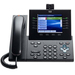Cisco CP-89/9900-HS-C= Spare Standard Handset for IP Phone - Charcoal