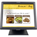 "Planar PT1745R 17"" LCD Touchscreen Monitor - 5 ms - 5-wire Resistive - 1280 x 1024 - SXGA - Adjustable Display Angle - 16.7 Million Colors - 1,000:1 - 250 Nit - Speakers - USB - VGA - Black - RoHS - 3 Year"