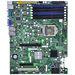 Supermicro X8SIE-LN4F Server Motherboard - Intel Chipset - Socket H LGA-1156 - Bulk Pack - ATX - 1 x Processor Support - 32 GB DDR3 SDRAM Maximum RAM - 1.33 GHz Memory Speed Supported - 6 x Memory Slots - Floppy Controller, Serial ATA/300 RAID Supported C