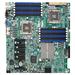 Supermicro X8DTE-F Server Motherboard - Intel Chipset - Socket B LGA-1366 - 96 GB DDR3 SDRAM Maximum RAM - DDR3-1333/PC3-10600, DDR3-1066/PC3-8500, DDR3-800/PC3-6400 - 12 x Memory Slots - Gigabit Ethernet - 6 x SATA Interfaces