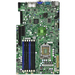 Supermicro X8SIU-F Server Motherboard - Intel Chipset - Socket H LGA-1156 - Bulk Pack - 2 x Processor Support - 32 GB DDR3 SDRAM Maximum RAM - 1.33 GHz Memory Speed Supported - 6 x Memory Slots - Serial ATA/300 RAID Supported Controller - On-board Video C
