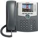 Cisco SPA525G2 IP Phone - Wireless - Wi-Fi - 5 x Total Line - VoIP - IEEE 802.11b/g - Caller ID - PoE Ports