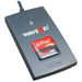 "RF IDeas pcProx 82 Card Reader Access Device - Magnetic Strip, Proximity - 3"" Operating Range"