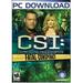 Ubisoft CSI: Crime Scene Investigation: Fatal Conspiracy - Action/Adventure Game - PC