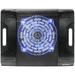 Thermaltake Massive23 LX Cooling Stand - 1 Fan(s) - 600 rpm rpm - 1546.1 L/min - Aluminum, Plastic - Black