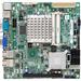 Supermicro X7SPE-HF-D525 Desktop Motherboard - Intel Chipset - Intel Atom D525 - 4 GB DDR3 SDRAM Maximum RAM - DDR3-800/PC3-6400, DDR3-1066/PC3-8500, DDR3-1333/PC3-10600 - SoDIMM - 2 x Memory Slots - Gigabit Ethernet - 2 x RJ-45 - 6 x SATA Interfaces