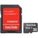 SanDisk SDSDQM016GB35A 16 GB Class 4 microSDHC - 5 Year Warranty
