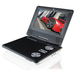 "GPX PD701W Portable DVD Player - 7"" Display - White - DVD+RW, DVD-RW, CD-RW - JPEG - DVD Video - 16:9 - 2 x Speaker(s) - CD-DA - 1 x Headphone Port(s) - Lithium Polymer (Li-Polymer)"