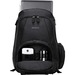 "Targus Groove Carrying Case (Backpack) for 15.4"" Notebook - Black - Nylon - Shoulder Strap - 15.1"" Height x 7.8"" Width x 17"" Depth"