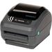 "Zebra GK420d Desktop Direct Thermal Printer - Monochrome - Label Print - Ethernet - USB - US - 4.09"" Print Width - 5 in/s Mono - 203 dpi - 4.25"" Label Width - 39"" Label Length"