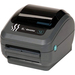 "Zebra GK420d Desktop Direct Thermal Printer - Monochrome - Label Print - USB - Serial - Parallel - US - 4.09"" Print Width - 5 in/s Mono - 203 dpi - 4.25"" Label Width - 39"" Label Length"