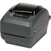 "Zebra GX420t Desktop Direct Thermal/Thermal Transfer Printer - Monochrome - Label Print - Ethernet - USB - Serial - US - 4.09"" Print Width - 6 in/s Mono - 203 dpi - 4.25"" Label Width - 39"" Label Length"