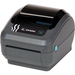 """Zebra GX420d Direct Thermal Printer - Monochrome - Desktop - Label Print - 4.09"""" Print Width - 6 in/s Mono - 203 dpi - Black Bar, Black Mark, Continuous Receipt, Continuous Label, Direct Thermal Label, Die-cut Label, Fanfold, Gap, Notched, Perforated Labe"""