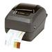 "Zebra GX430t Desktop Thermal Transfer Printer - Monochrome - Label Print - USB - Serial - Parallel - LCD Display Screen - 4.09"" Print Width - 6 in/s Mono - 300 dpi - 4.25"" Label Width - 39"" Label Length"