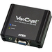 Aten VGA to HDMI Converter with Audio - Functions: Signal Conversion - 1920 x 1200 - VGA - Audio Line In - 1 Pack