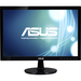 "Asus VS197D-P 18.5"" LED LCD Monitor - 16:9 - 5 ms - Adjustable Display Angle - 1366 x 768 - 16.7 Million Colors - 250 cd/m² - 50,000,000:1 - WXGA - VGA - 21 W - Black - ENERGY STAR, RoHS, WEEE, EPEAT Silver"
