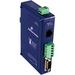 B&B VLINX, 1PORT, DB9, ESS, DIN, CU ETHERNET - 1 x Network (RJ-45) - 1 x Serial Port - Fast Ethernet - Rail-mountable
