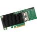 Intel 8-port SAS Controller - Serial ATA/600 - PCI Express 2.0 x8 - Low-profile - Plug-in Card - RAID Supported - 0, 1, 1E RAID Level