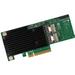 Intel 4-port SAS Controller - Serial ATA/600 - PCI Express 2.0 x8 - Low-profile - Plug-in Card - RAID Supported - 0, 1, 1E RAID Level