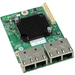 Intel Quad Port I350-AE4 GbE I/O Module AXX4P1GBPWLIOM - For Data Networking - 4 x 10/100/1000Base-T LAN100 Mbit/s