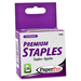 "PaperPro Extra Sharp Point Staples - 105 Per Strip - Standard - 1/4"" Leg - 1/2"" Crown - Holds 30 Sheet(s) - for Paper - 5000 / Box"